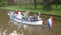 Lekker grillen bij Lekkerbootjevaren in Utrecht