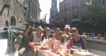 Picknick boot Yoghurt Barn Utrecht