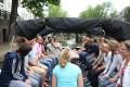Lachboot in Utrecht