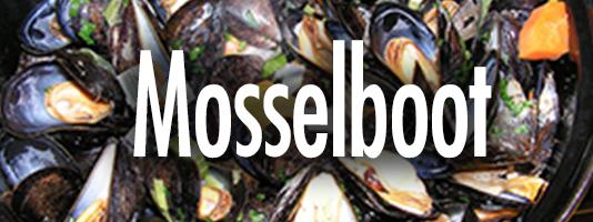 Mosselboot in Utrecht